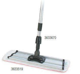 aluminum flat mop