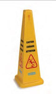 freestandingcaution