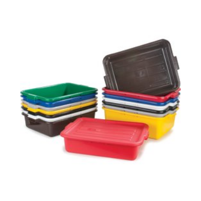 Color-Coded Tote Boxes