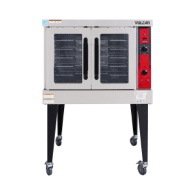 VC4 Commercial Oven Single Deck 42 1_4_ Depth Gas with Solid State Controls